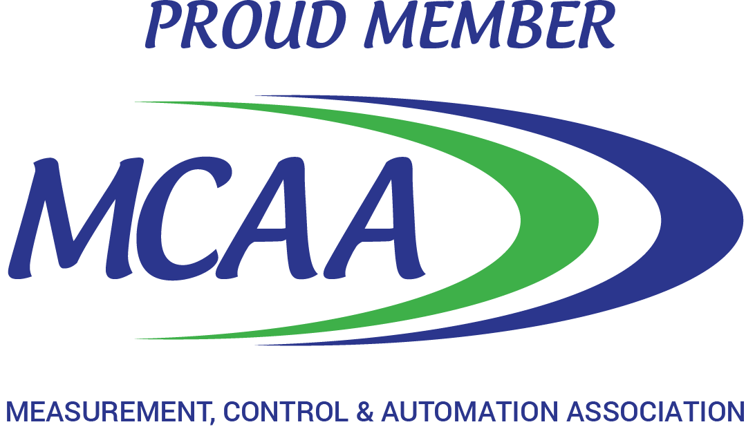 Proud Member, MCAA, Measurement, Control, & Automation Association