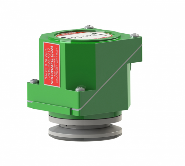 A 2SAN Sanitary Connection Pressure Switch